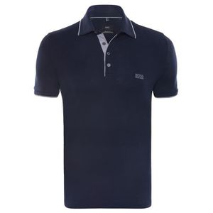 POLO Hugo Boss Homme Polo Bleu Marine
