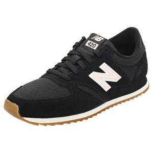 new balance 420 noir et or