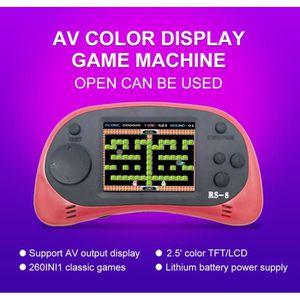 DÉGUISEMENT - PANOPLIE RS-8 Console de jeu rétro portable pour enfants PS