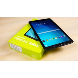 TABLETTE TACTILE SAMSUNG Galaxy Tab E
