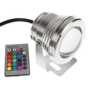 SPOTS - LIGNE DE SPOTS STO® Telecommande LED Spot Projecteur Exterieur IP