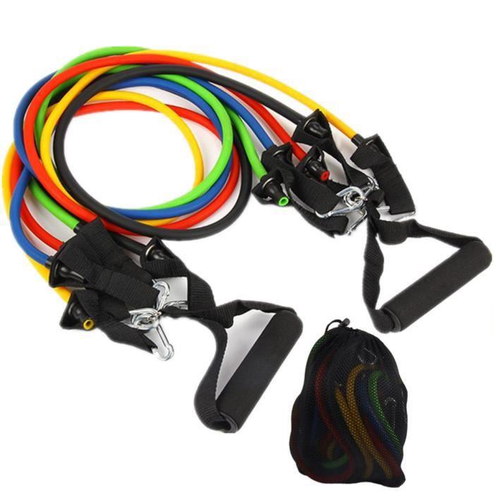 Fitness force entraînement multi fonction Rally corde élastique