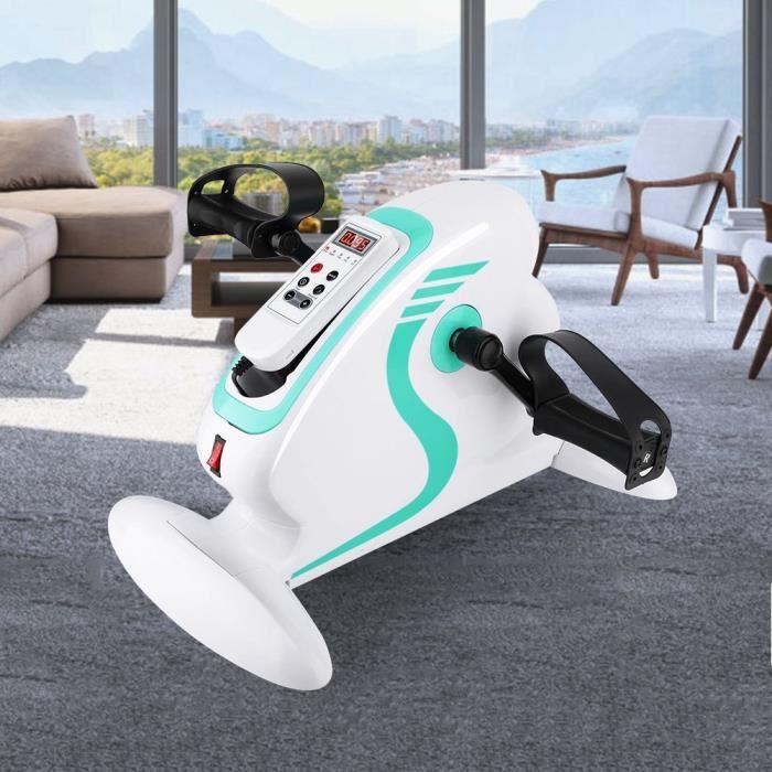 220V Fitness motorisé électrique mini vélo d'exercice pédalier formateur