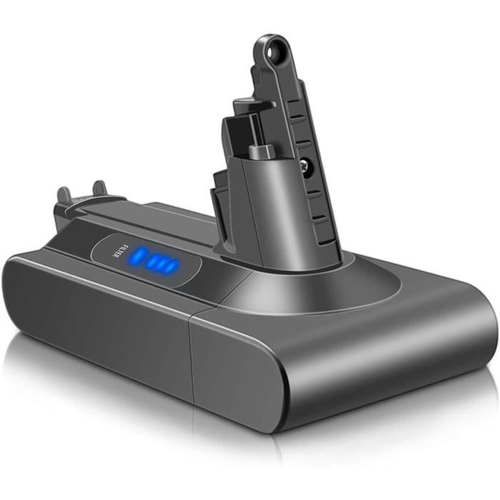 Dyson V10 3500mAh Batterie Dyson V10 Batterie Compatible avec Dyson V10 Animal V10 Absolute V10 Motorhead Batterie d'aspirateur