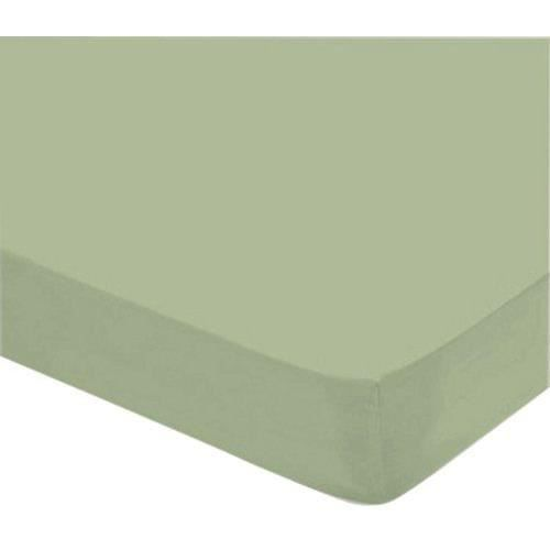 Traumeland - TT02051 - Drap Housse Jersey - Vert - 40 x 90 cm