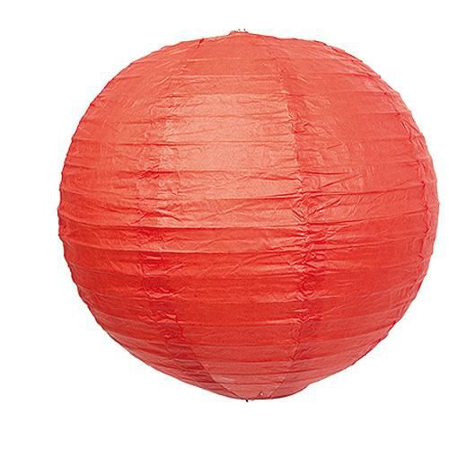 lampion boule 25cm rouge achat vente lanterne fantaisie cdiscount. Black Bedroom Furniture Sets. Home Design Ideas