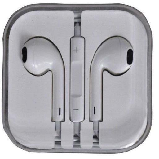 ecouteur pour iphone 5 earpods couleur blanc achat kit. Black Bedroom Furniture Sets. Home Design Ideas
