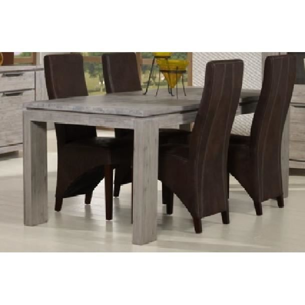 Table de salle manger interior l 200 x p 100 x h 78 cm for Table salle a manger 250 cm
