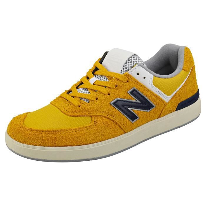 basket moutarde new balance