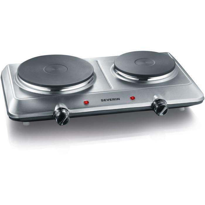 PLAQUE POSABLE SEVERIN DK1014 Plaque de cuisson posable en fonte