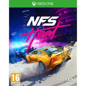 JEU XBOX ONE Need For Speed Heat Jeu Xbox One