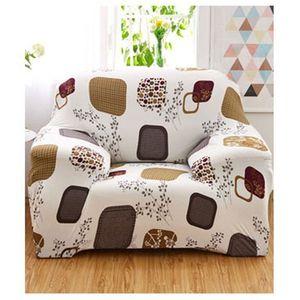 HOUSSE DE FAUTEUIL Housse de fauteuil du maison Housse de canapé 1 pl