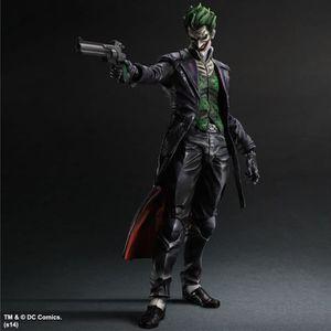 FIGURINE - PERSONNAGE Batman:ArkhamOrigins figurine 26cm Joker