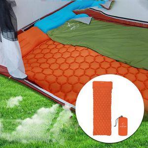 MATELAS DE CAMPING Matelas de Camping Gonflable 1 place, Lit gonflabl