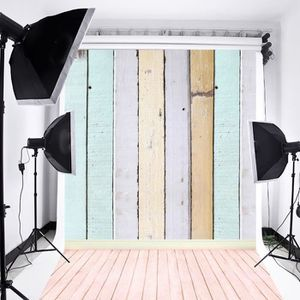 FOND DE STUDIO TEMPSA Toile de Fond Backdrop Tissu 1.5x3m Planche