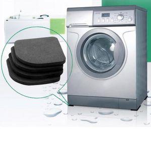 4X machine à laver de réduction du bruit Anti Vibration Pieds Caoutchouc Protecteur Pad Outil
