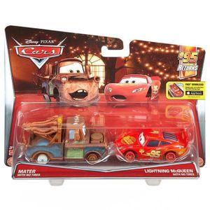 VOITURE - CAMION Voitures Cars 3 : Flash McQueen et Martin aille Un