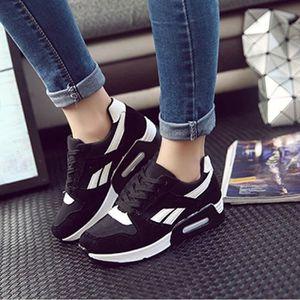BASKET Calseosvic® Baskets Femmes Chaussures Noir