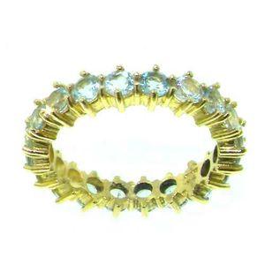 BAGUE - ANNEAU Bague pour Femme en Or jaune 9 carats 375-1000 ser