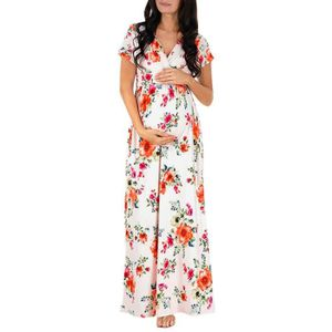 ROBE Femmes enceintes infirmière grossesse robe impress