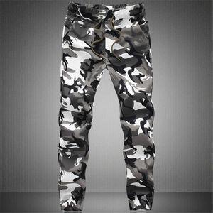 PANTALON Pantalons Hommmes De Jogging Camouflage Militaire