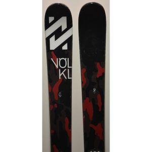 SKI Ski Bispatulés Junior VOLKL Ledge + Fixations