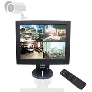 sourcingbay yt 12 12 pouces cctv moniteur hdmi pour le syst me de cam ra de surveillance de. Black Bedroom Furniture Sets. Home Design Ideas