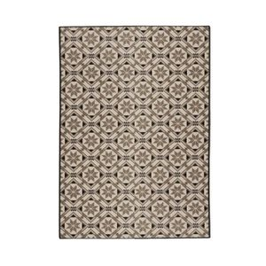 TAPIS LUXUS Tapis de salon contemporain - 120x170cm - Ca