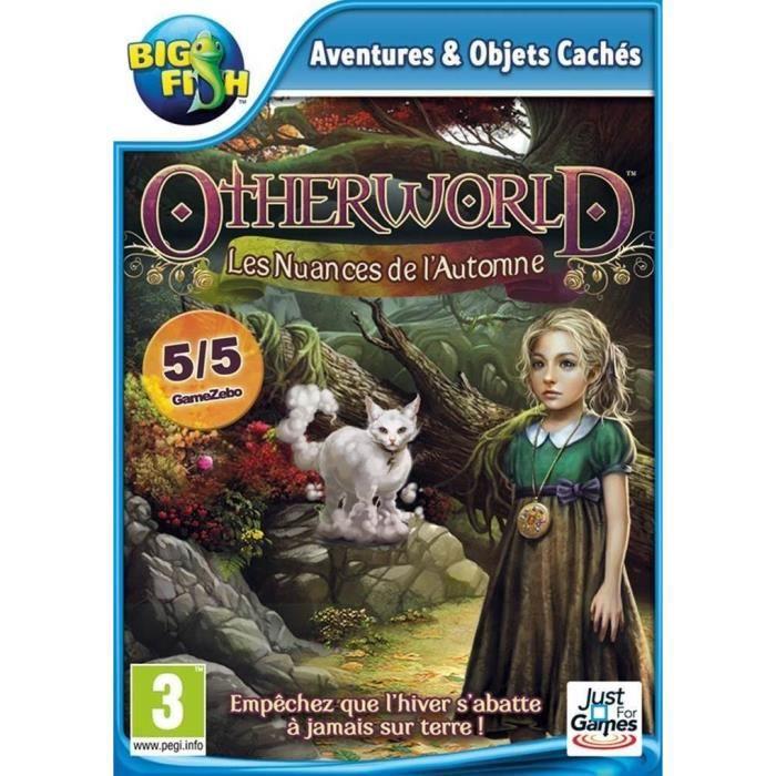 Otherworld Les Nuances de l'Automne Jeu PC