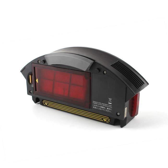 Filtre Boîte à Poussière Collecteur de Boîte à Filtre pour Irobot Roomba 800 Séries 870 880 960