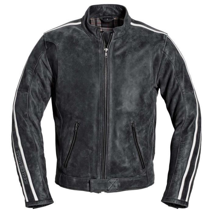 Vêtements homme Blousons cuir Spirit Motors Classic 1 0