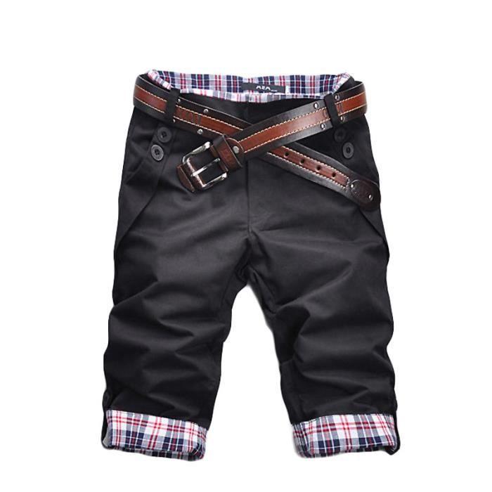 Short Homme Coton Shorts Homme
