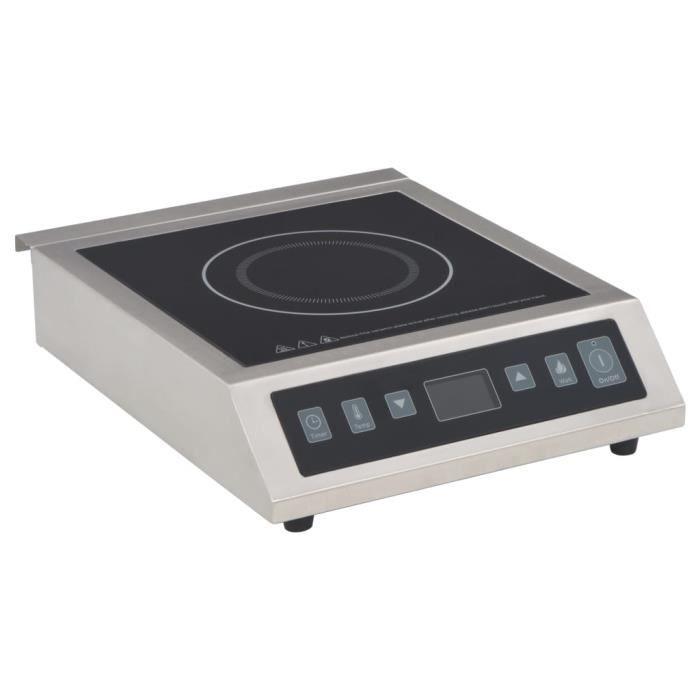Table de cuisson à induction électrique PLAQUE INDUCTION et écran tactile 3500 W