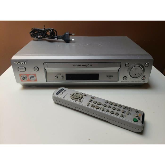 MAGNETOSCOPE SONY SLV-SE230 LECTEUR ENREGISTREUR K7 CASSETTE VIDEO VHS VCR + TEL