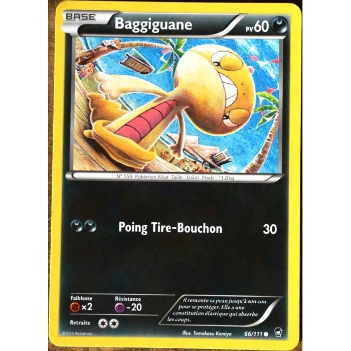 Cartes Pokemon Poussifeu 60 pv XY Poings Furieux x 2  !!!