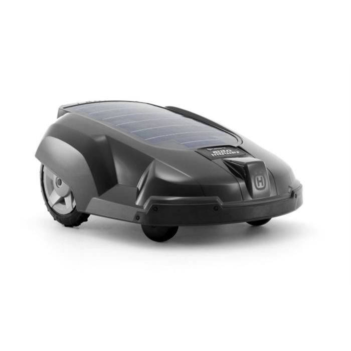 robot tondeuse husqvarna automower solar hybrid achat. Black Bedroom Furniture Sets. Home Design Ideas