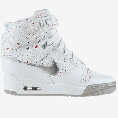 air revolution sky hi blanc