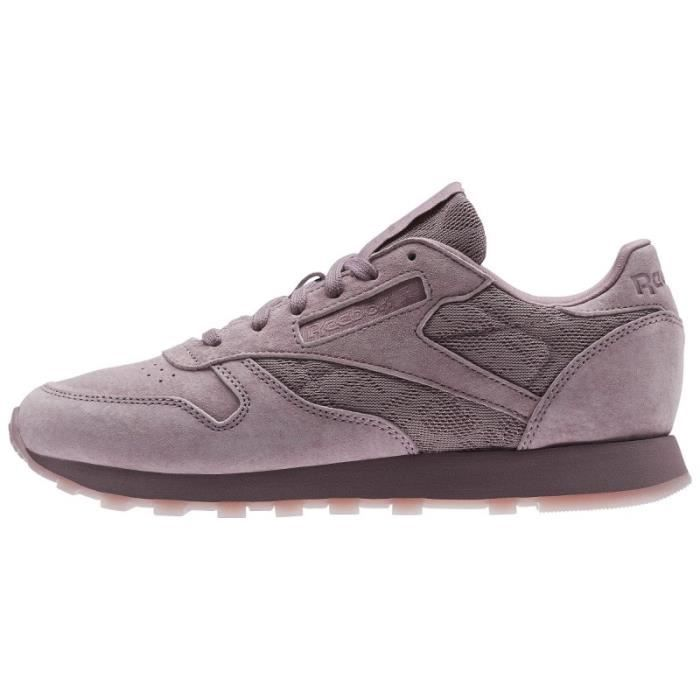 Basket Reebok Classic Leather Lace Ref. BS6521