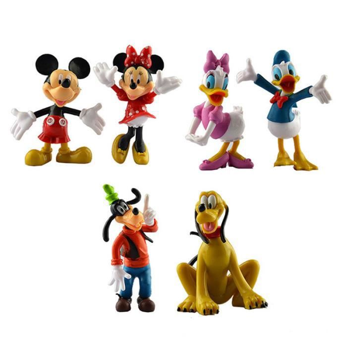 figurine mickey et ses amis pas cher. Black Bedroom Furniture Sets. Home Design Ideas