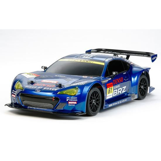 subaru brz r d sport ta06 tamiya 1 10 achat vente voiture camion cdiscount. Black Bedroom Furniture Sets. Home Design Ideas