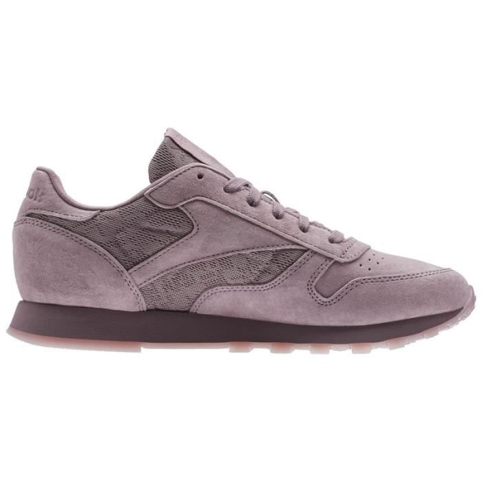 Basket Reebok Classic Leather Lace - Ref. BS6521