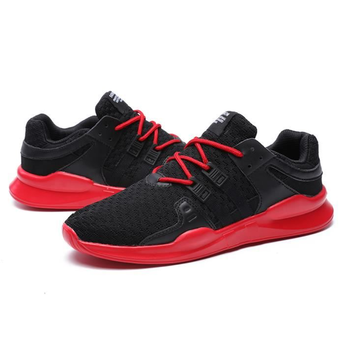 Homme Chaussures De Course Run Masculines Respirante Air Sport Chaussures wHh8v