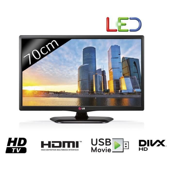 lg 28mt45d tv led hd 70cm 27 5 t l viseur led avis et prix pas cher cdiscount. Black Bedroom Furniture Sets. Home Design Ideas