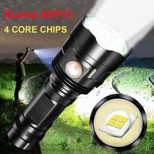 LAMPE DE POCHE LED puissante lampe de poche rechargeable Lampe to