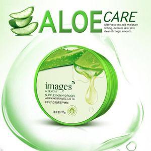 MASQUE VISAGE - PATCH Apaisante et humidité Aloe Vera 92% Gel apaisant-3