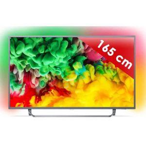 Téléviseur LED TV LED plus de 52 pouces PHILIPS TV - 65 PUS 6753/