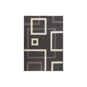 TAPIS MADISON Tapis de salon contemporain - 120 x 170 cm