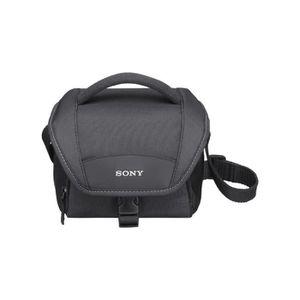 BATTERIE APPAREIL PHOTO Sony LCS-U11 Housse de Transport Souple pour Camés