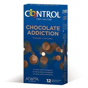 PRÉSERVATIF Préservatif Control Special Chocolat 1