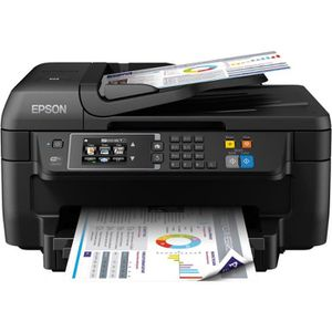 IMPRIMANTE EPSON Imprimante Multifonction 4 en 1 WorkForce Wi